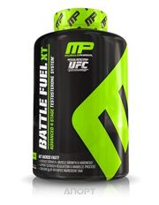 Фото MusclePharm Battle Fuel XT 160 caps
