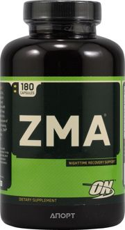 Фото Optimum Nutrition ZMA 180 caps