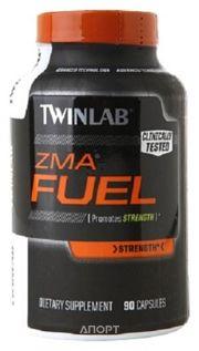 Фото Twinlab ZMA Fuel 90 caps