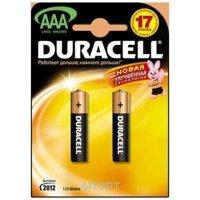 Фото Duracell AAA bat Alkaline 2шт Basic 81417085