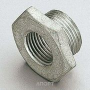 Фото Tiemme Футорка латунная никелированная 3/4 РН x 1/2 РВ (1500148)