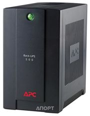 Фото APC Back-UPS 500VA Standby with Schuko