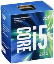 Фото Intel Core i5-7400T