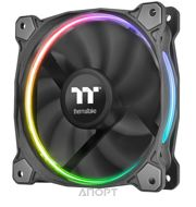 Фото Thermaltake Riing 14 RGB Radiator Fan TT Premium Edition 3 Pack (CL-F051-PL14SW-A)