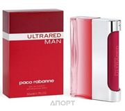 Фото Paco Rabanne Ultrared Man EDT