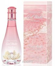 Фото Davidoff Cool Water Sea Rose Coral Reef Edition EDT