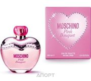 Фото Moschino Pink Bouquet EDT