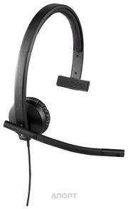 Фото Logitech USB Headset Mono H570e