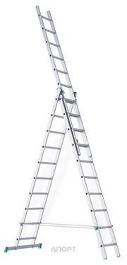Фото Sarayli Лестница трехсекционная 1311