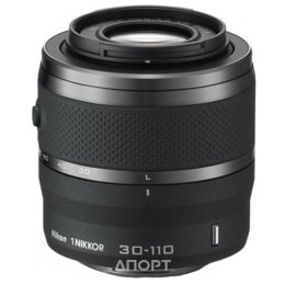 Nikon VR 30-110mm f/3.8-5.6