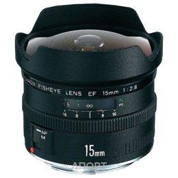 Canon EF 15mm f/2.8 Fisheye