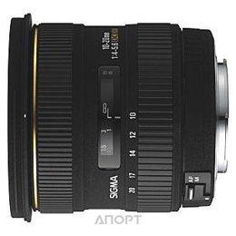 Sigma 10-20mm F4-5.6 EX DC HSM Canon EF-S