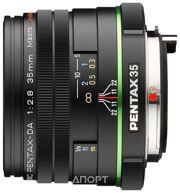Фото Pentax DA 35mm f/2.8 Macro Limited HD
