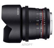 Фото Samyang 10mm T3.1 ED AS NCS CS VDSLR Canon EF
