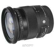 Фото Sigma 17-70mm f/2.8-4.0 DC MACRO OS HSM Contemporary Nikon F
