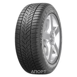 Dunlop SP Winter Sport 4D (205/55R16 91H)