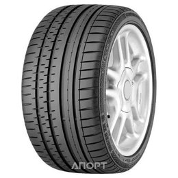 Continental ContiSportContact 2 (195/40R16 80W)