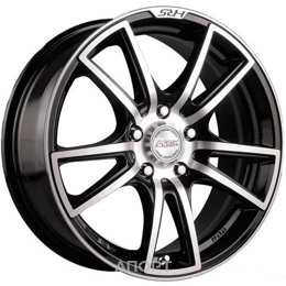 Racing Wheels H-411 (R17 W7.0 PCD5x114.3 ET45 DIA73.1)