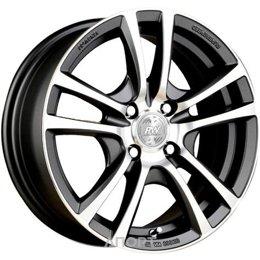 Racing Wheels H-346 (R15 W6.5 PCD5x112 ET40 DIA73.1)
