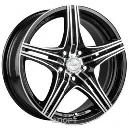 Racing Wheels H-464 (R15 W6.5 PCD5x112 ET35 DIA66.6)