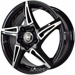 NZ Wheels SH-661 (R18 W8.0 PCD5x108 ET45 DIA63.3)
