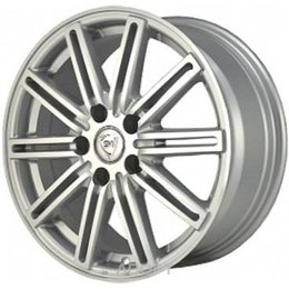 NZ Wheels SH-662 (R16 W6.5 PCD5x114.3 ET40 DIA66.1)