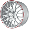 NZ Wheels SH-668 (R17 W7.0 PCD5x114.3 ET40 DIA66.1)