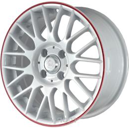 NZ Wheels SH-668 (R18 W8.0 PCD5x108 ET45 DIA63.3)