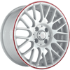 NZ Wheels SH-668 (R18 W8.0 PCD5x112 ET39 DIA66.6)