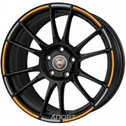NZ Wheels SH-670 (R17 W7.0 PCD5x112 ET43 DIA66.6)