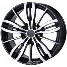 NZ Wheels SH-675 (R16 W6.5 PCD5x112 ET42 DIA57.1)