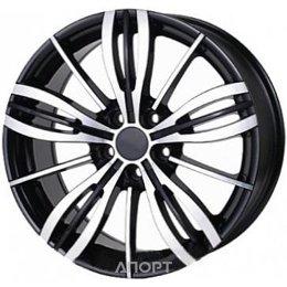 NZ Wheels SH-675 (R16 W6.5 PCD5x114.3 ET45 DIA60.1)
