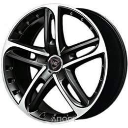 NZ Wheels SH-676 (R18 W8.0 PCD5x114.3 ET45 DIA60.1)