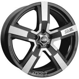 OZ Racing Versilia (R19 W8.0 PCD5x112 ET48 DIA75)