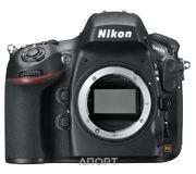 Фото Nikon D800E Body