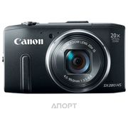 Фото Canon PowerShot SX280 HS