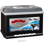 Фото Sznajder 6CT-75 Silver Premium (575 45)