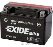 Фото Exide ETX9-BS