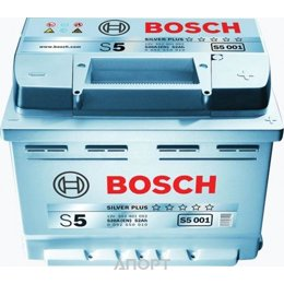 Bosch 6CT-100 АзЕ S5 Silver Plus (S50 130)
