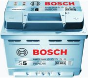 Фото Bosch 6CT-100 АзЕ S5 Silver Plus (S50 130)