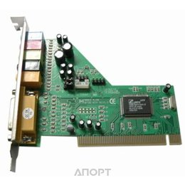 C-Media Electronics Inc. CMI 8738/6CH