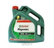 Фото CASTROL Magnatec 10W-40 4л