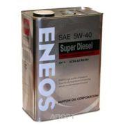 Фото ENEOS Super Diesel 5W-40 0.94л