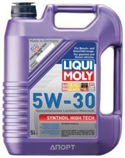 Фото Liqui Moly Synthoil High Tech 5W-30 5л (9077)