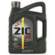 Фото ZIC X7 Diesel 5W-30 4л