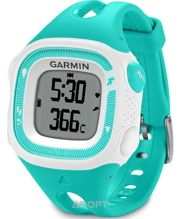 Фото Garmin Forerunner 15 Teal/White Watch Only (010-01241-21)
