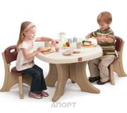 Фото STEP2 Столик со стульями (896800)