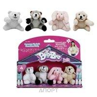 Фото BeanZees Набор с 4 игрушек Серия 1 (34011)