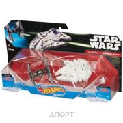 Фото Mattel Star Wars The Fighter vs Ghost (CGW90)