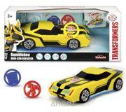 Фото Dickie Toys Transformers Бамблби с функцией стрельбы (3114003)